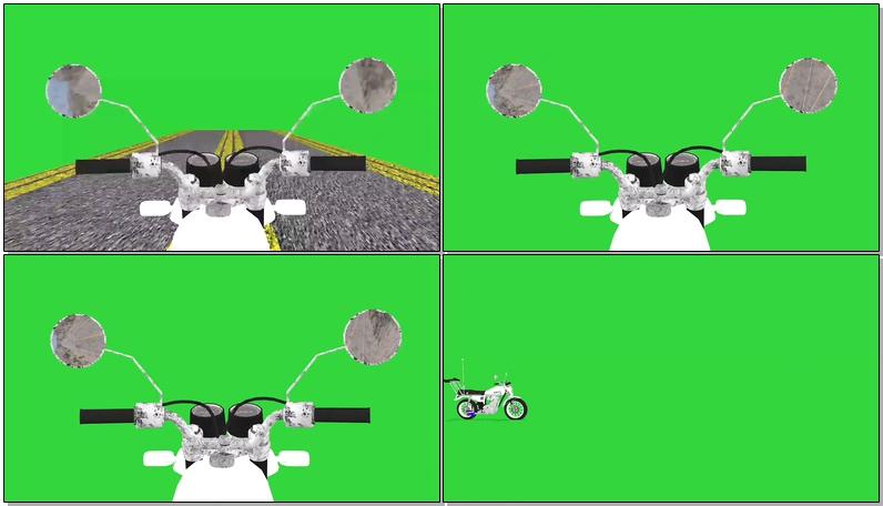 绿屏抠像白色摩托车.jpg