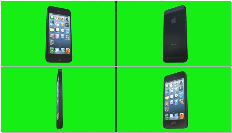 绿幕视频素材苹果手机