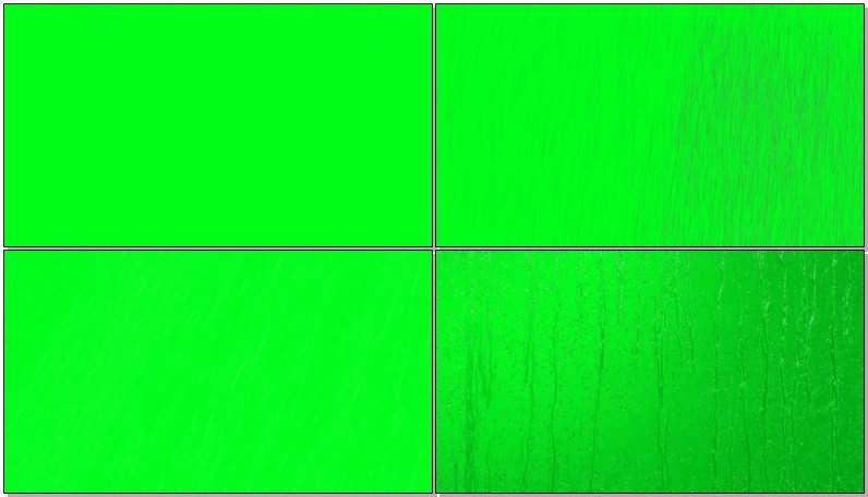 绿幕视频素材下雨