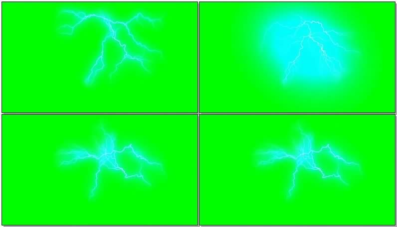 绿幕视频素材闪电.jpg