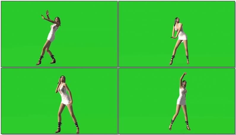 绿幕视频素材性感舞女.jpg
