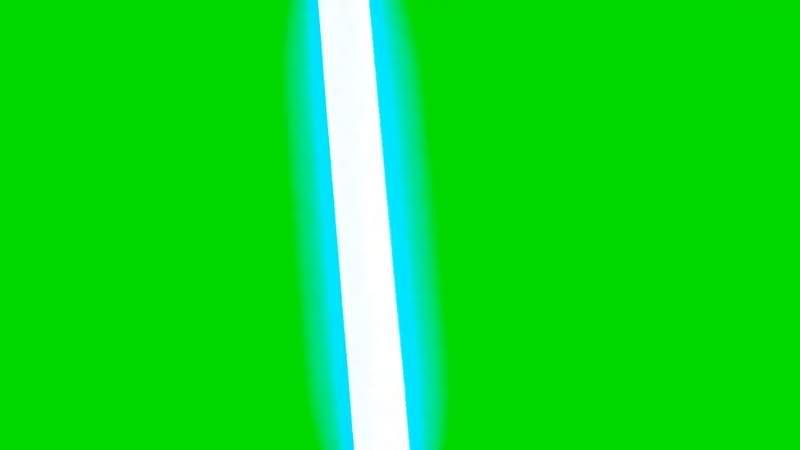 绿幕视频素材激光剑