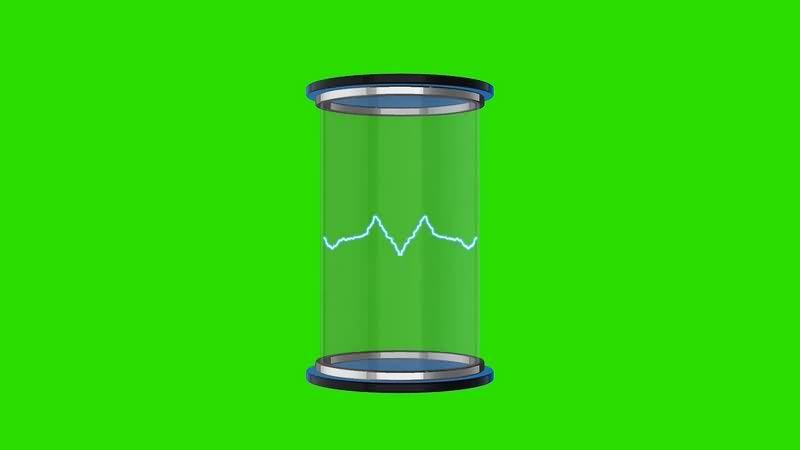 绿幕视频素材传送器