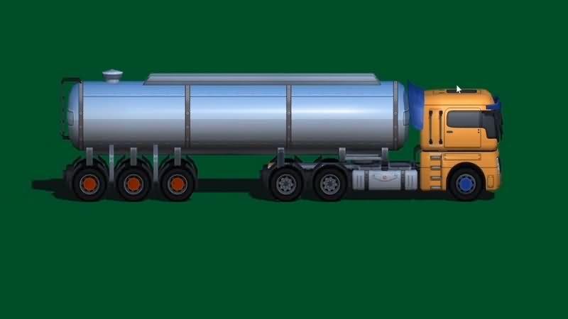 绿幕视频素材油罐车.jpg
