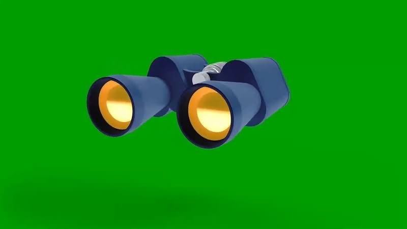绿幕视频素材望远镜.jpg
