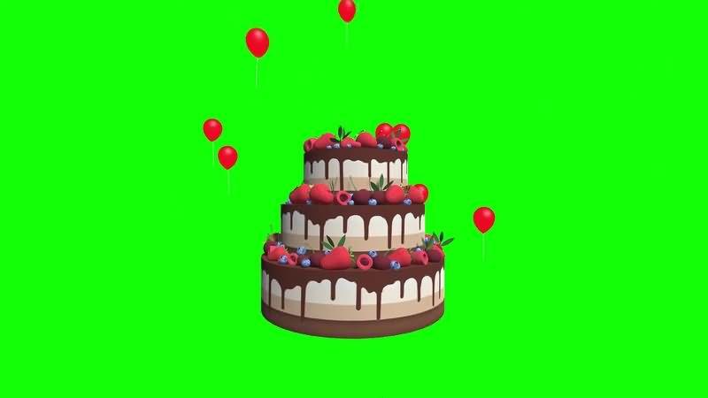绿幕视频素材生日蛋糕.jpg