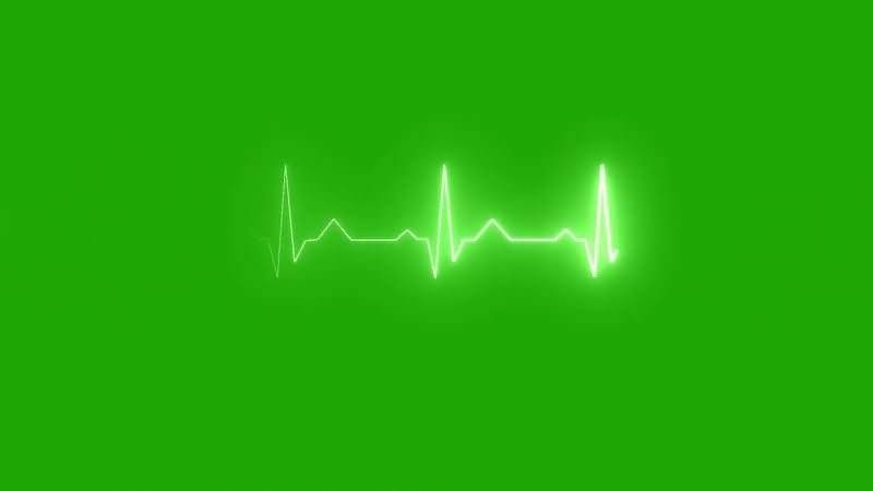 绿幕视频素材心电图.jpg