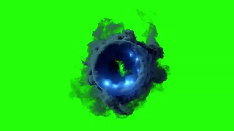 绿幕视频素材魔法入口