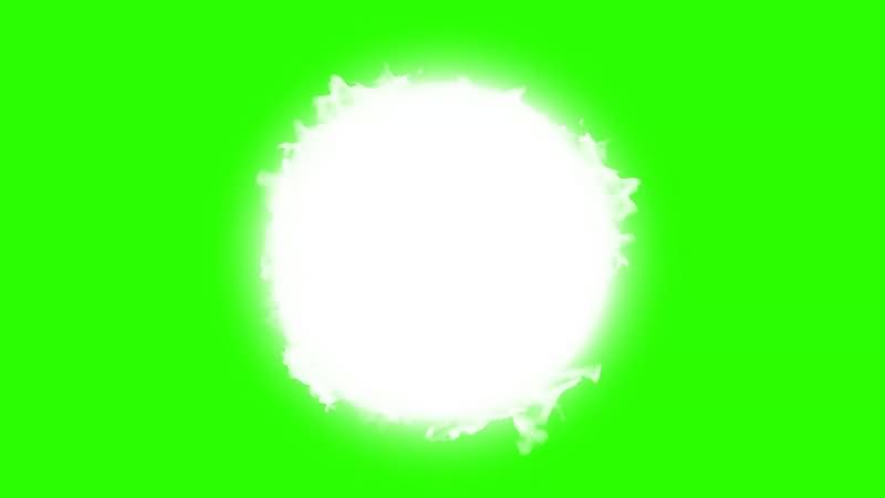 绿幕视频素材光团