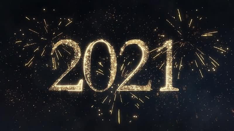 2021年新年快乐视频素材