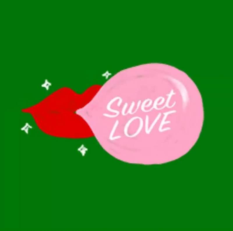 绿幕视频素材嘴唇
