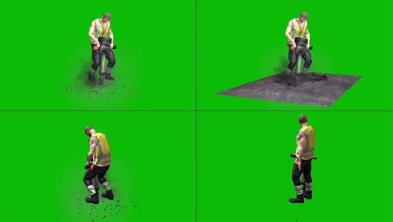 绿幕视频素材开采工人.jpg