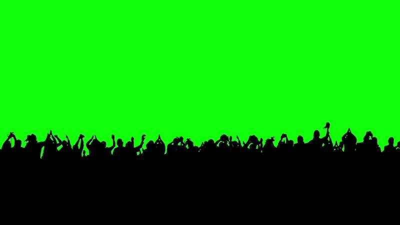 绿幕视频素材欢呼人群.jpg