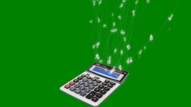 绿幕视频素材计算器.jpg