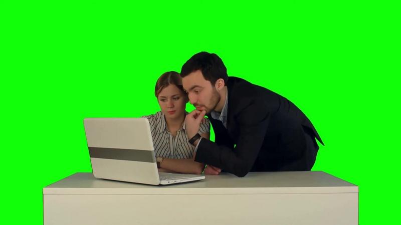 绿幕视频素材讨论