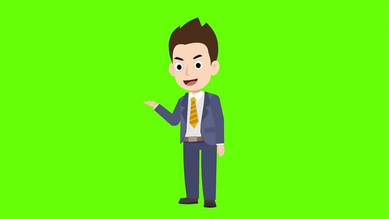 绿幕视频素材介绍讲解
